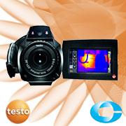 Caméra thermique de précision - testo 885