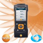 Anémomètre multifonctions - testo 440