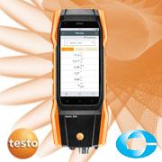 Analyseur de combustion i-analyseur - testo 300