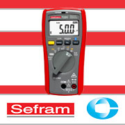 Multimètres numériques - 7220 - 7221 - 7223
