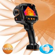 Caméra thermique (320x240)- testo 883